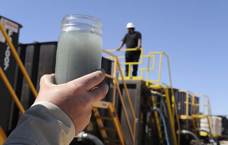 Lawsuit Seeks To Force EPA To Regulate Fracking Waste | Farming, Forests, Water, Fishing and Environment | Scoop.it