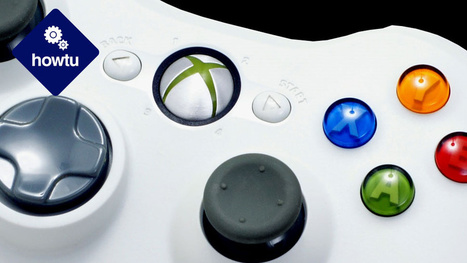 How To Use A Console Controller On Your PC | Cotés' Tech | Scoop.it