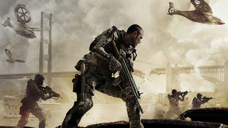 ¿Por qué elegimos los videojuegos bélicos?   UNIR Research   Formación y videojuegos   Scoop.it