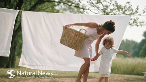 Safe Alternative to Toxic Laundry Sheets - Natural News Blogs | Sundy`s | Scoop.it