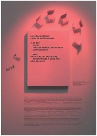 Scène poétique - CERCC, avec Lucien Suel et Julien d'Abrigeon | Poezibao | Scoop.it