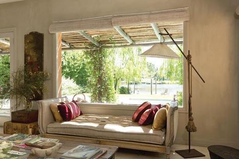 Dans le delta du Tigre | PLANETE DECO a homes world | Céka décore | Scoop.it