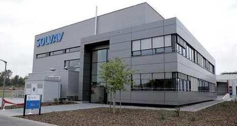 Solvay met le turbo dans les matériaux composites pour l'aéronautique   Plasturgie   Scoop.it