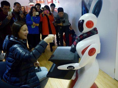 Elections américaines : les journalistes assistés par des robots   ACTU LAB   Scoop.it