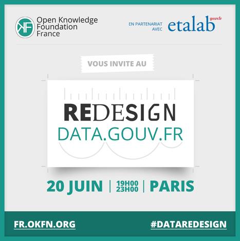 Dataredesign : une nuit pour imaginer les portails open data de nos rêves | OKF France | Open Data | Scoop.it