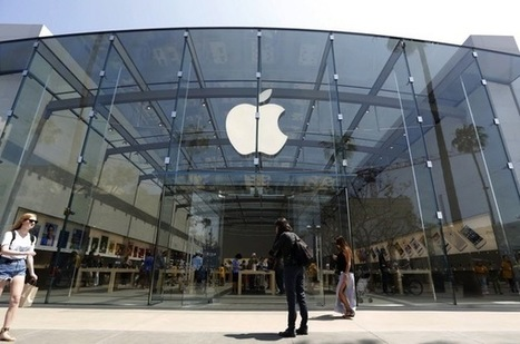 Apple's self-driving car plans come to light. But will Apple beat Google? | Nerd Vittles Daily Dump | Scoop.it