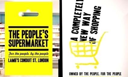 People's Supermarket, le supermarché pour le peuple par le peuple   Sustainable development   Scoop.it