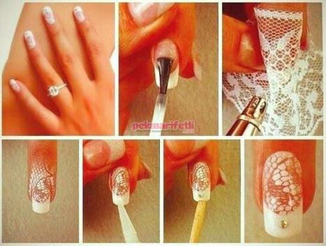 Как сделать красивые узоры на ногтях в домашних условиях