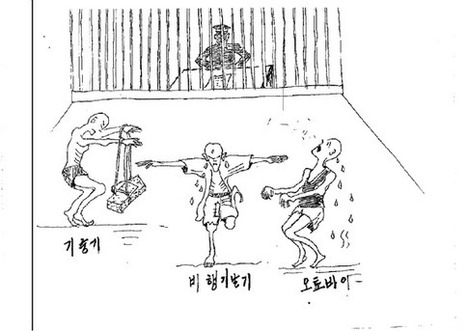 North Korea's Horrors, as Shown by One Defector's Drawings | ESCAPE! North Koreans on the run | Scoop.it