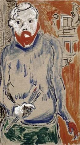 #303 ❘ Série des portraits d'artistes faits par d'autres artistes ❘ Henri Matisse par André Derain ❘ 1905   # HISTOIRE DES ARTS - UN JOUR, UNE OEUVRE - 2013   Scoop.it