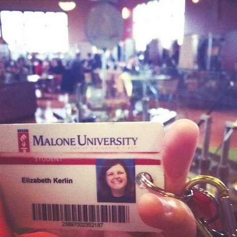 Commencement season: Malone senior shares on Instagram - Massillon Independent | Emotional Photograph | Scoop.it