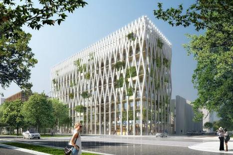 Les prescripteurs français du bois construction se rapprochent de la maîtrise d'ouvrage | Architecture et Construction | Scoop.it