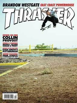 Thrasher Skateboard Magazine | SWAG | Scoop.it