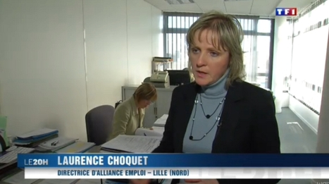 ALLIANCE EMPLOI au 20H de TF1 (27 janvier 2014) | L'UGEF - les groupements d'employeurs | Scoop.it