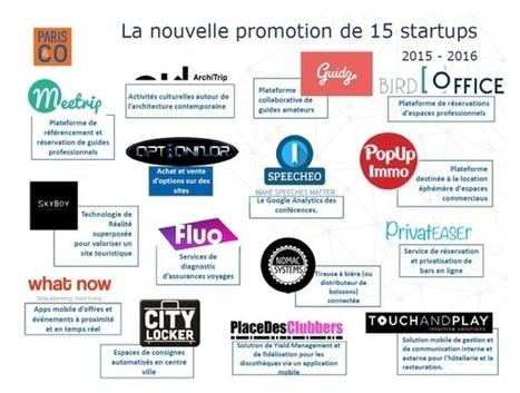 Quelle est la nouvelle promo du Welcome City Lab ?   web@home    web-academy   Scoop.it