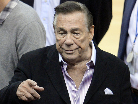 Donald Sterling digs deeper hole with repulsive CNN interview | SI.com | Tyler Campbell Current Events Scrapbook | Scoop.it