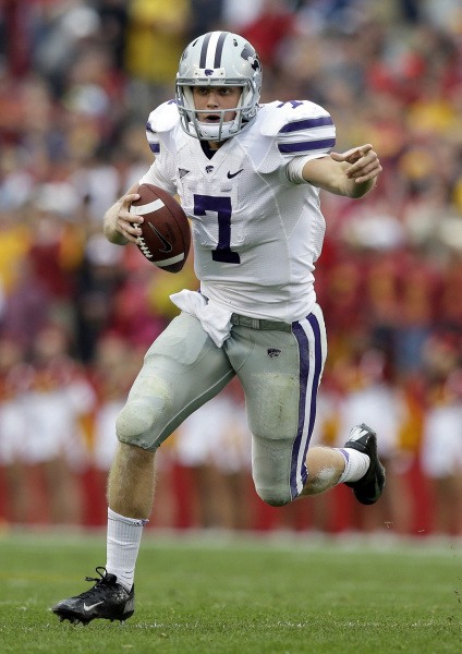 College football: Kansas State's Klein shines as unique player, person - Columbus Dispatch | All Things Wildcats | Scoop.it