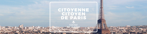 Carte Citoyenne-Citoyen de Paris | actions de concertation citoyenne | Scoop.it