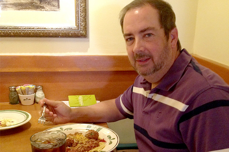"""Man eating nothing but Olive Garden speaks out: """"I have not had one meal that was not just perfect"""" 