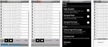 6 aplicaciones para grabar voz en nuestro móvil | VIM | Scoop.it