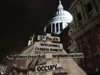 The Occupy movements have dramatised questions about public space: Who owns it? And who can use it? | British Politics and Policy at LSE | real utopias | Scoop.it