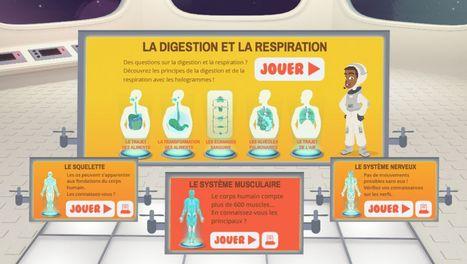 Le corps humain | Jeux sérieux | Scoop.it