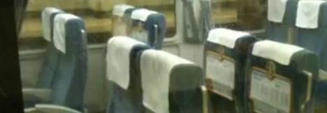 Insolite : les sièges du train pivotent | Blog voyage | Actu Tourisme | Scoop.it