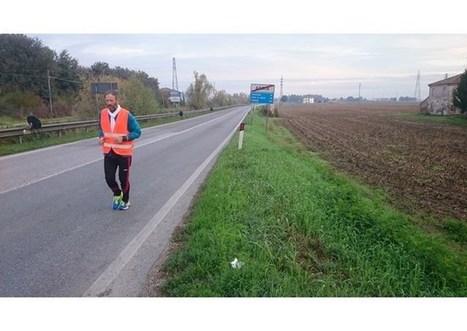 Kňaz Peter Gombita beží z Košíc do Vatikánu ultramaratón za chudobných | Správy Výveska | Scoop.it