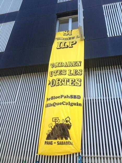 La SAREB es nega a cedir habitatges a l'Ajuntament de Sabadell - VilaWeb | Drets socials | Scoop.it