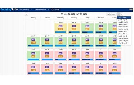 Booking lance son outil RateIntelligence pour la veille concurrentielle   Aunis Marais Poitevin & le e-tourisme   Scoop.it
