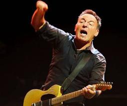 Bruce Springsteen rinde tributo a Víctor Jara en Chile - Cubadebate | Bruce Springsteen | Scoop.it