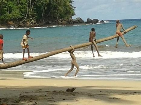Foto do dia de São Tomé e Príncipe - Por dentro da África | São Tomé e Príncipe | Scoop.it