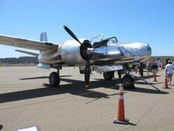 Douglas A-26 Invader – WalkAround | History Around the Net | Scoop.it