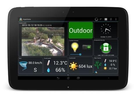 ImperiHome 2.0 bientôt disponible ! | Domotique, smart grids et gestion énergétique | Scoop.it