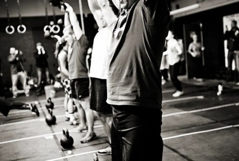 A Beginner's Guide to CrossFit - #fitness #health | Crossfit News | Scoop.it