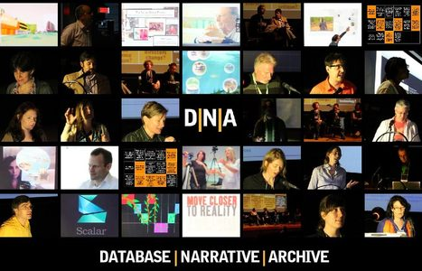 D|N|A -  An International Symposium on Nonlinear Digital Storytelling | Stories - an experience for your audience - | Scoop.it