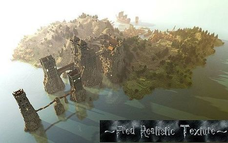 Fred's Realistic 1.6.2 Texture Pack for Minecraft 1.6.2 | minecraft texture pack 1.6.2 | Scoop.it