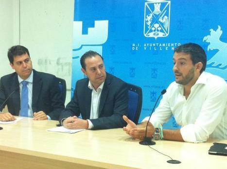 El Ayuntamiento y JOVEMPA firman un convenio de colaboración en el ámbito empresarial | Actividad Jovempa Vinalopó | Scoop.it