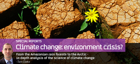 Defra scientist's grim warning on #climatechange | Climate change challenges | Scoop.it