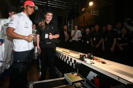 Government backs F1 in Schools programme to boost global skills race | Bring back UK Design & Technology | Scoop.it