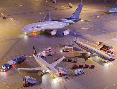 Miniature Airport | rakarekodamadama | Scoop.it