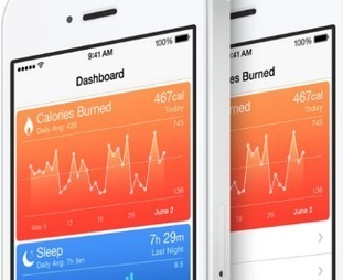 Apple Announces New Health App and HealthKit Tool for Developers - iPhone FAQ   Iowa health informatics   Scoop.it