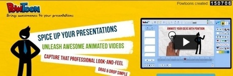 Powtoon Presentation tool for animating your message « ICT for ... | ITogLæring | Scoop.it