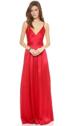 ONE by Contrarian Babs Bibb Maxi Dress | SHOPBOP | event dresses and jewelry | Scoop.it