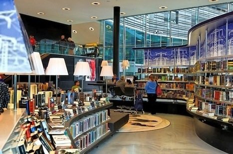 How a New Dutch Library Smashed Attendance Records, by Cat Johnson | This Gives Me Hope | Scoop.it