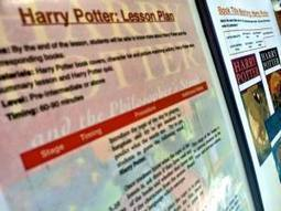 Harry Potter: Intermediate Lesson Plan | Personal Development | Scoop.it