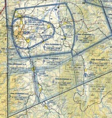 L'IGN remanie la carte OACI au 1/500 000 - AéroBuzz : Actualité et Information Aéronautique | Actu des loisirs de plein air | Scoop.it