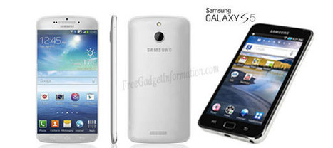 Samsung Galaxy s5 leaked on internet | Free Gadget Information | gadget | Scoop.it