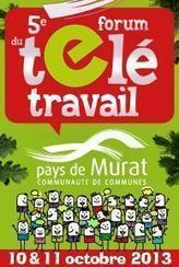Twitter / Forum_TLtravail: 5ème Forum du #Télétravail ... | tnveille | Scoop.it