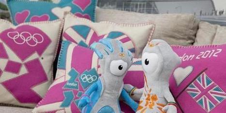 JO de Londres: le business des produits dérivés | Sponsoring | Scoop.it